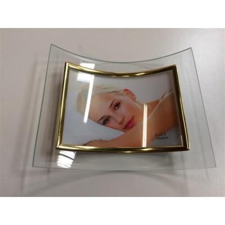 Billede Rammer i glas med buet