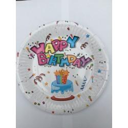 Happy Birthday Pap Tallerken fra Toys