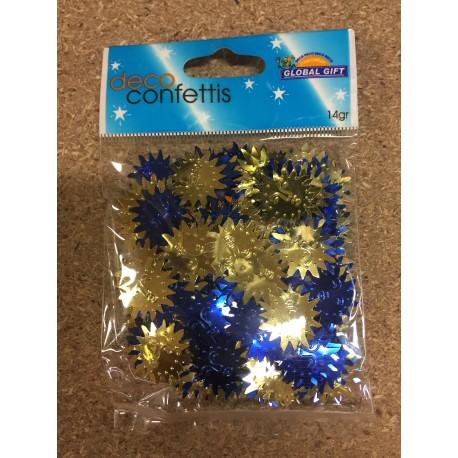Deco Confettis i 14.gr Poser til alle formål