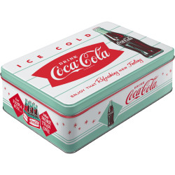 Coca-Cola – Diner, Tin Box Flat