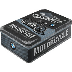 Flat diner box - BMW classic legend motorcycles