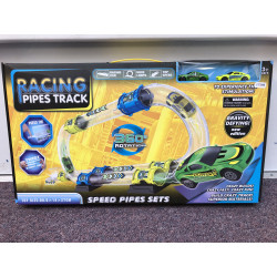 Det helt Store Racing Pipes Track Speed Pipes Sæt