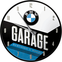 Væg Ur - BMW Garage