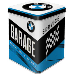 BMW Garage Te Dåse