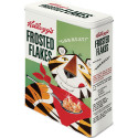 Metal Dåse XL - Kellogg´s frosted flakes