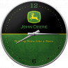 Væg Ur - John Deere nothing runs like a Deere