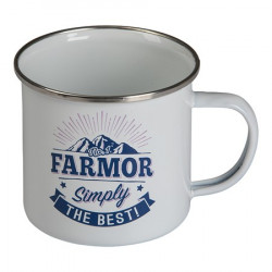 RETRO MUG KRUS ( FARMOR )