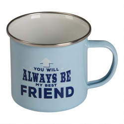 RETRO MUG KRUS best friend