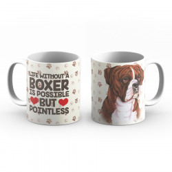 Krus - Life without a Boxer is possible but pointless