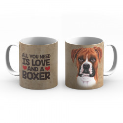 Krus - All you need is love and a Boxer