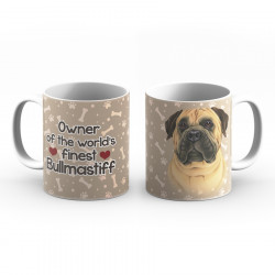 Krus - Owner of the world´s finest Bullmastiff