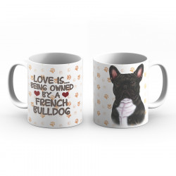 Krus - Love is being owned by a French Bulldog
