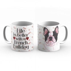 Krus - Life is better with a French Bulldog