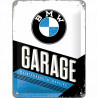 Skilt 15 x 20 - BMW - Garage (Retro)