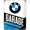 Skilt 30 x 40 - BMW - garage (Retro)
