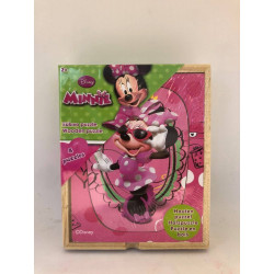 HELLO KITTY TRÆ PUZZLE SPIL