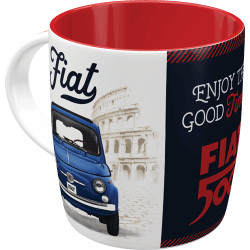 Krus - Fiat – Good things are ahead of you