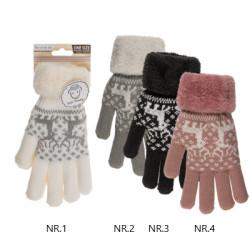 Super Lækker Handsker i høj kvalitet med Rensdyr